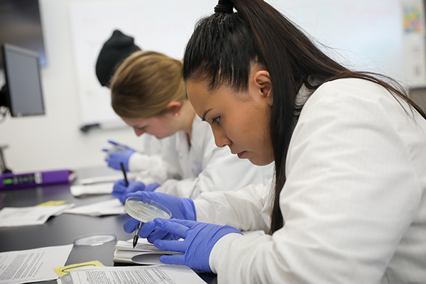 Medical Laboratory Science (MLS) students receive scholarships for 2020-21