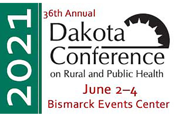 Dakota Conference on Rural and Public Health to be held virtually June 2-4