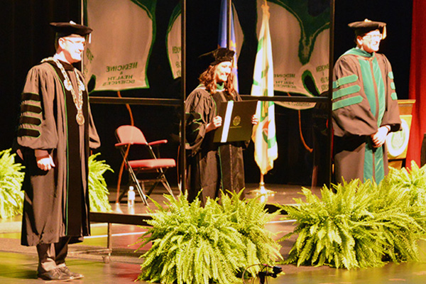 UND School of Medicine & Health Sciences recognizes end-of-year faculty and student award winners