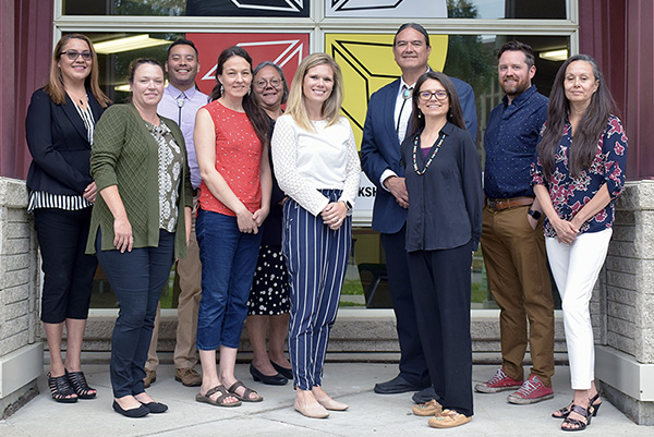 UND School of Medicine & Health Sciences announces world's first Department of Indigenous Health