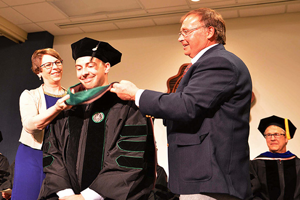 UND School of Medicine & Health Sciences recognizes more than 220 graduating health sciences students